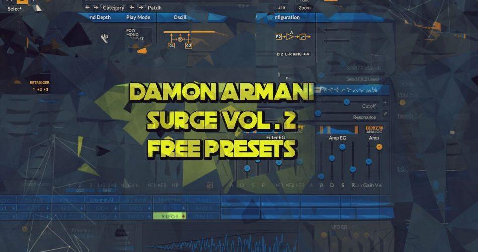 Damon Armani Surge Vol 2