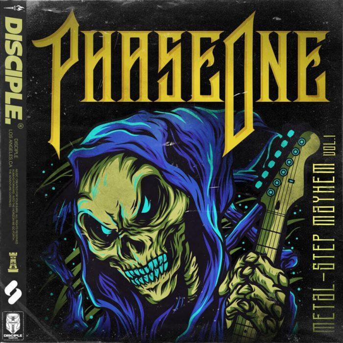 Disciple Samples PhaseOne Metal Step Mayhem Vol 1