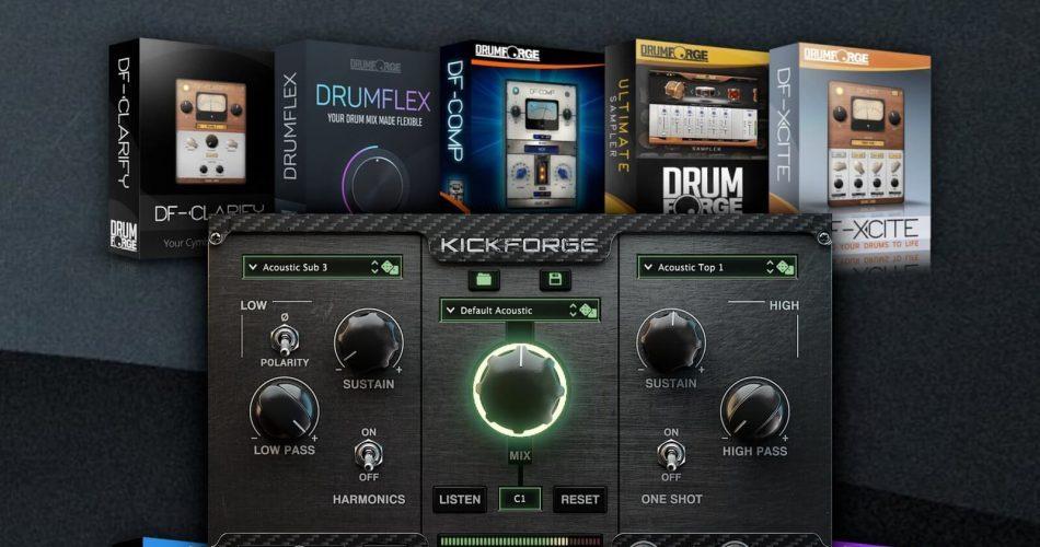 Drumforge Giveaway