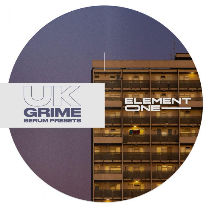 Element One UK Grime Serum Presets