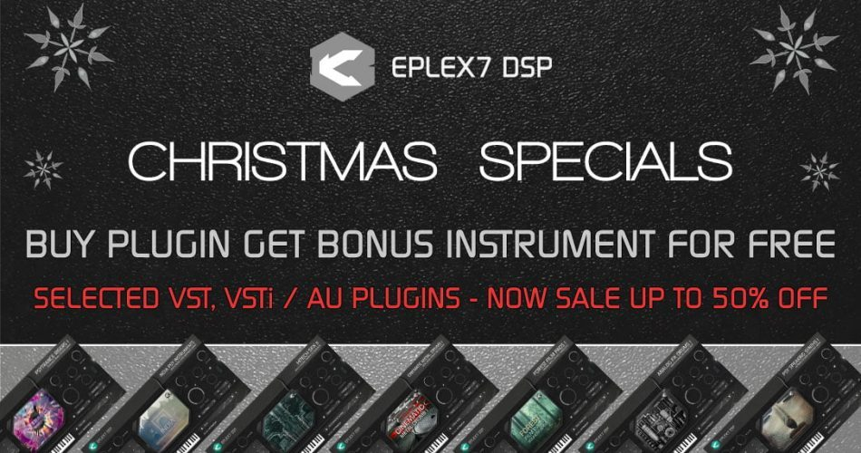 Eplex7 Christmas sale 2020