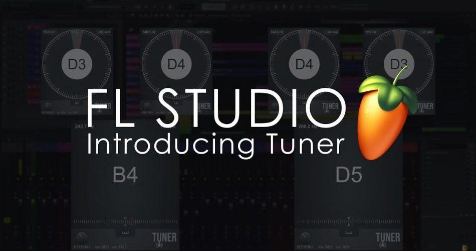 FL Studio Tuner