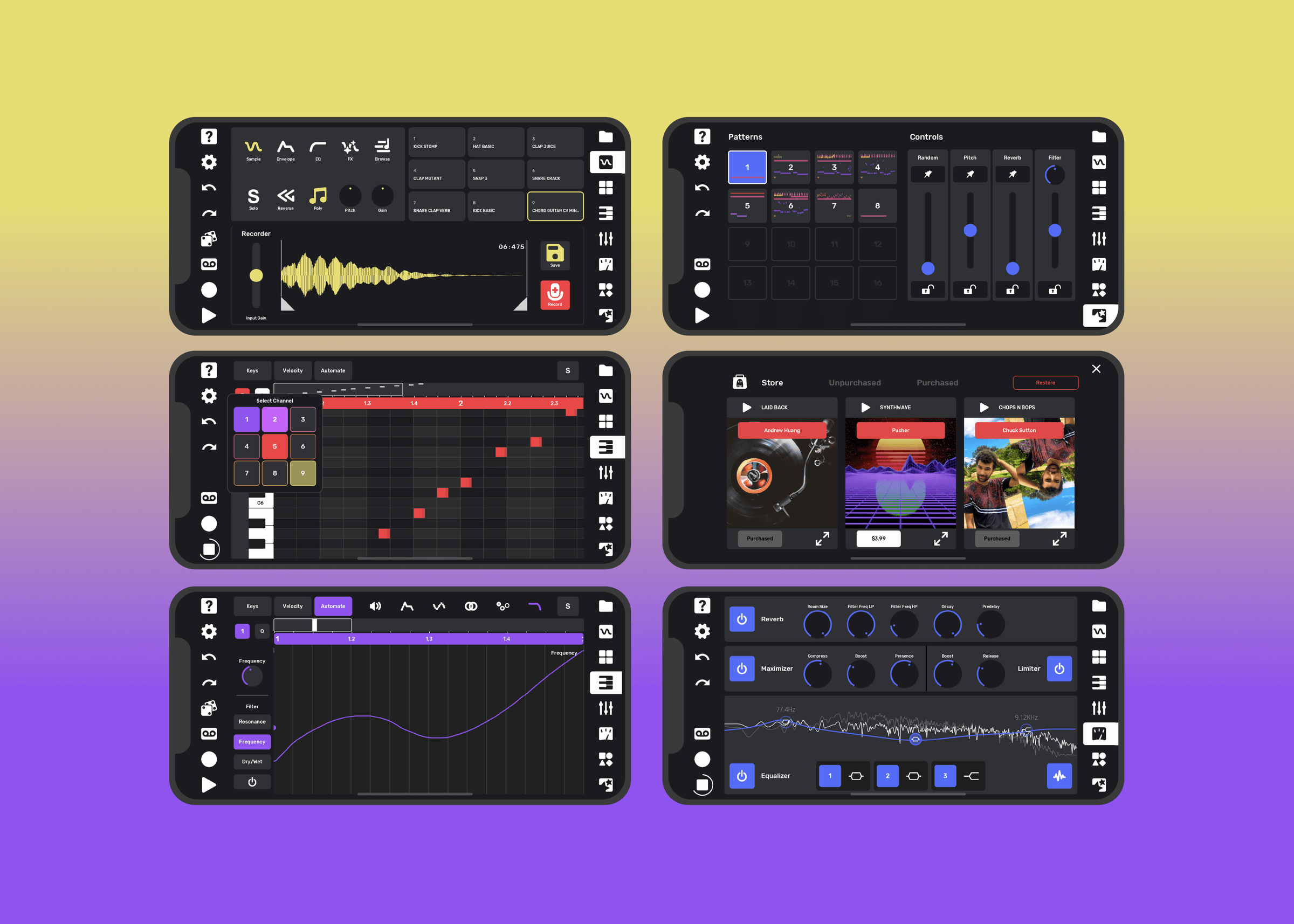 IPAD AND IPHONE MUSIC MAKERS - cover