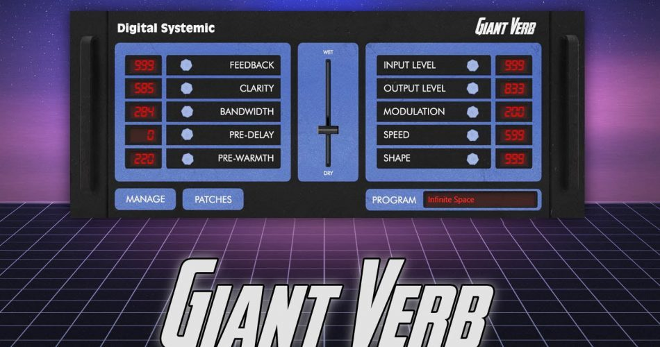 Giant Verb