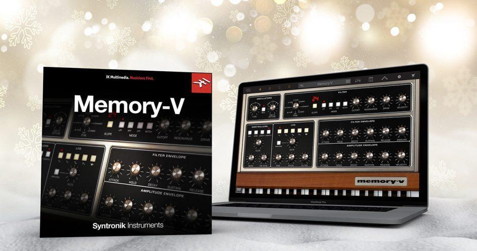 IK Free Syntronik Memory V