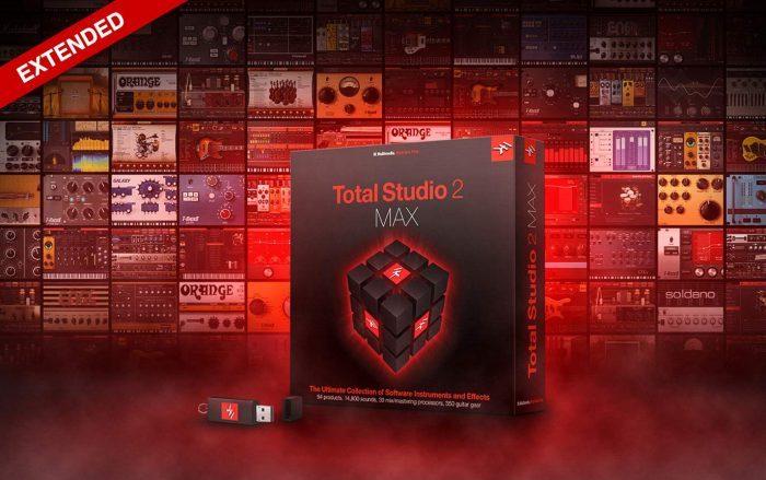 IK total studio spectacular2 extended