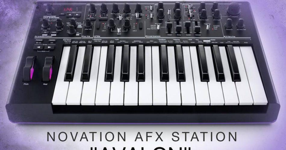 LFO Store Avalon for Novation AFX Station