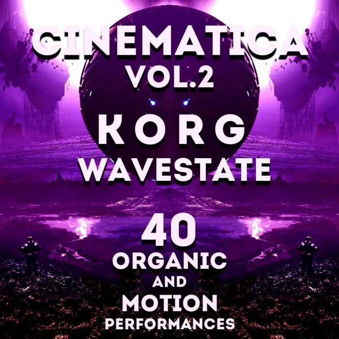 LFO Store Cinematic 2 for Korg Wavestate