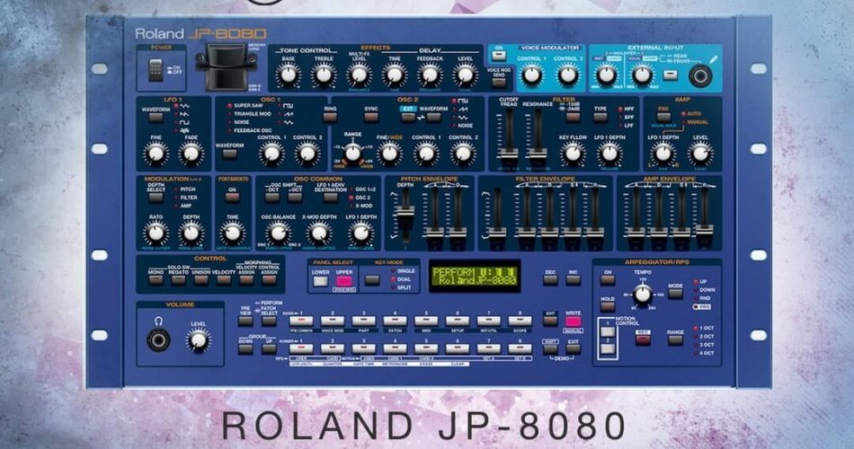 LFO Store Cinematic for Roland JP 8080
