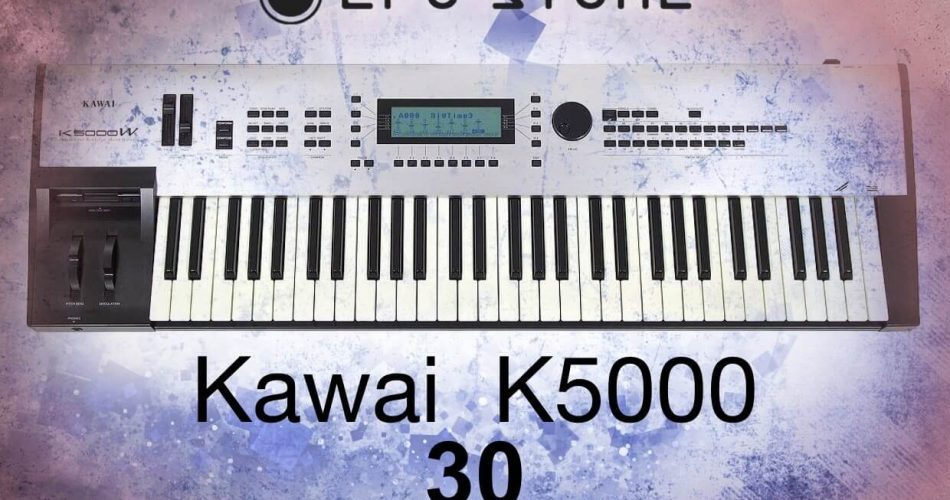LFO Store Kawai K5000 Atmosphere Sounds
