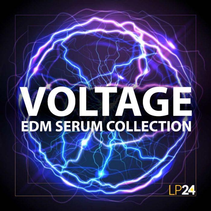 LP24 Voltage EDM Serum Collection