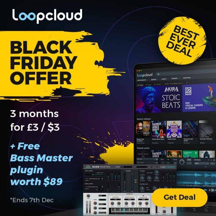 Loopcloud 3 months promo