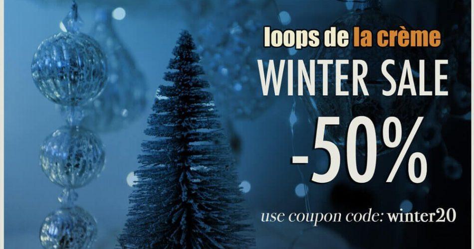 Loops de la Creme Winter Sale 2020