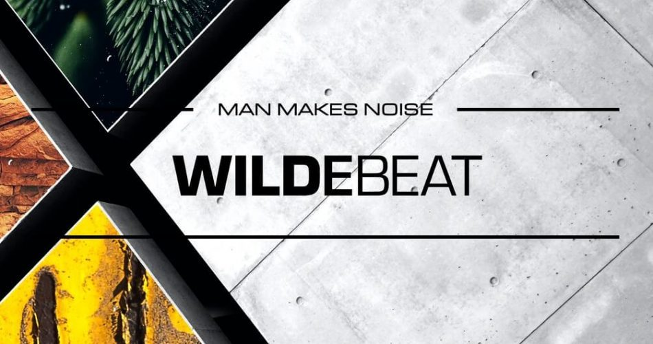 Man Makes Noise Wildebeat
