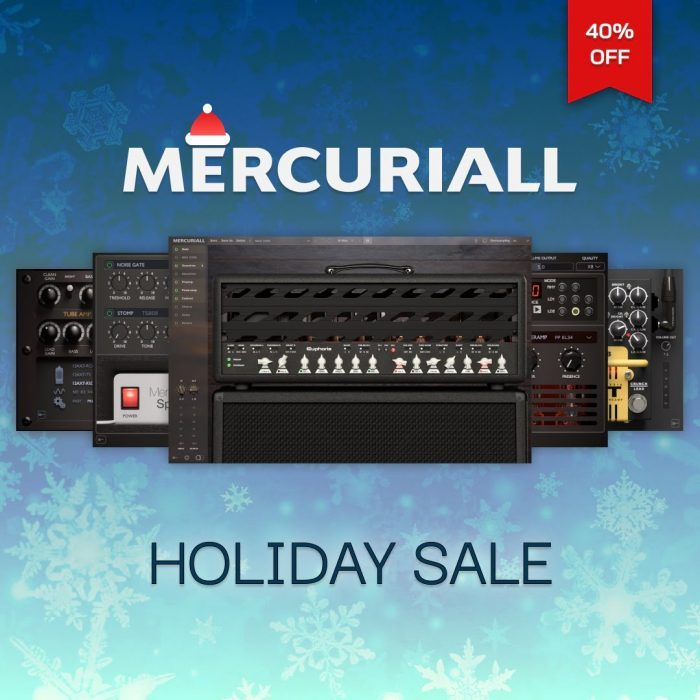 Mercuriall Holiday Sale 40 OFF