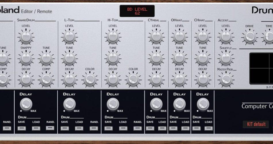 Momo Drumatix TR 06 controller