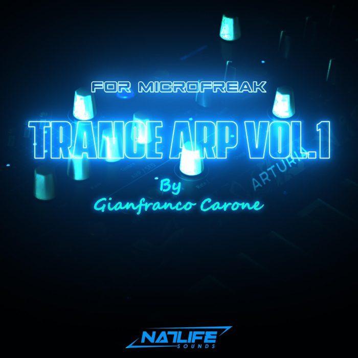 NatLife Microfreak Trance Arp Vol 1