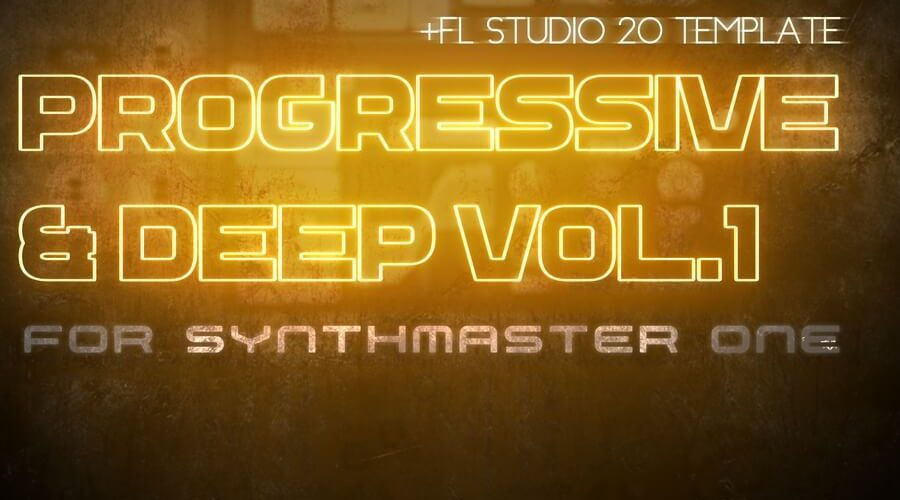 NatLife Progressive and Deep Vol 1 for Synthmaster One