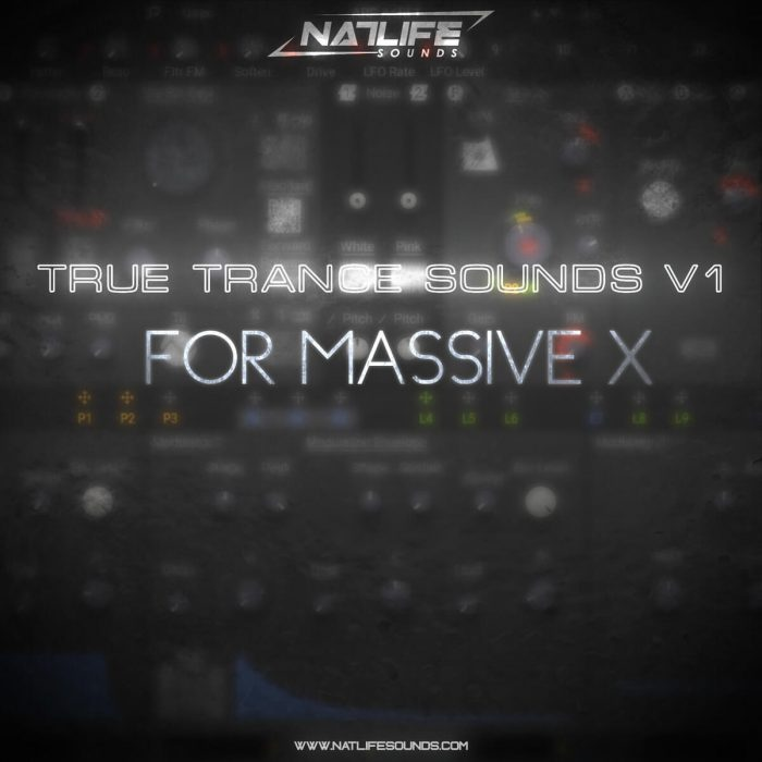NatLife True Trance Sounds V1 for Massive X