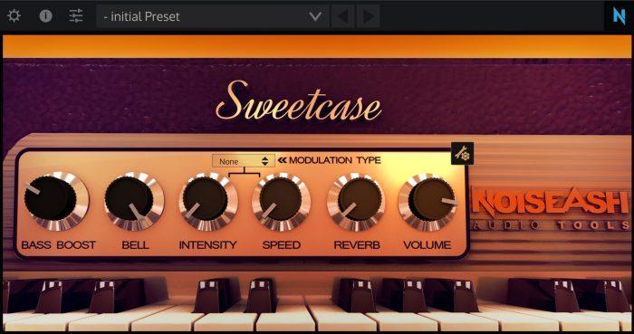 NoiseAsh Sweetcase EP update