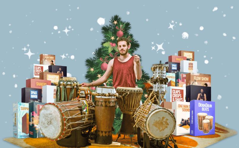 One Man Tribe Holiday Bundle