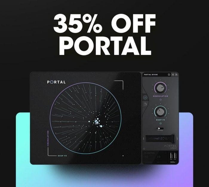Output Portal 35 OFF