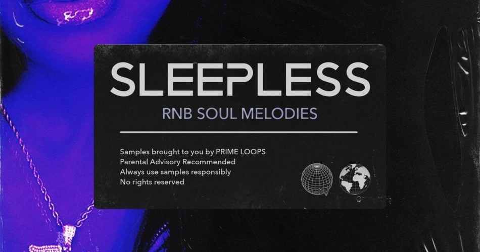 Prime Loops Sleepless RNB Soul Melodies