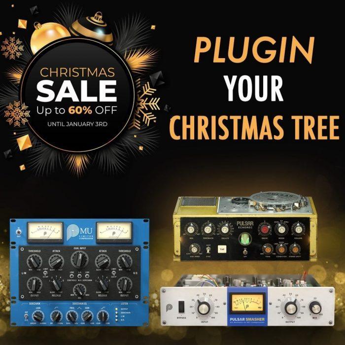 Pulsar Audio Christmas Sale