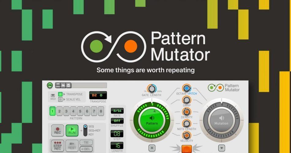 Reason Studios Pattern Mutator feat
