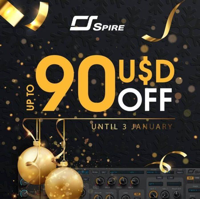 Reveal Sound Christmas 2020 Spire
