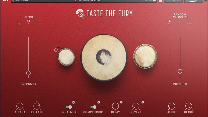 Sample Logic Taste The Fury