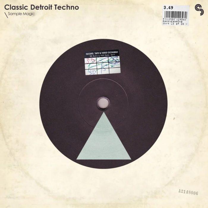 Sample Magic Classic Detroit Techno