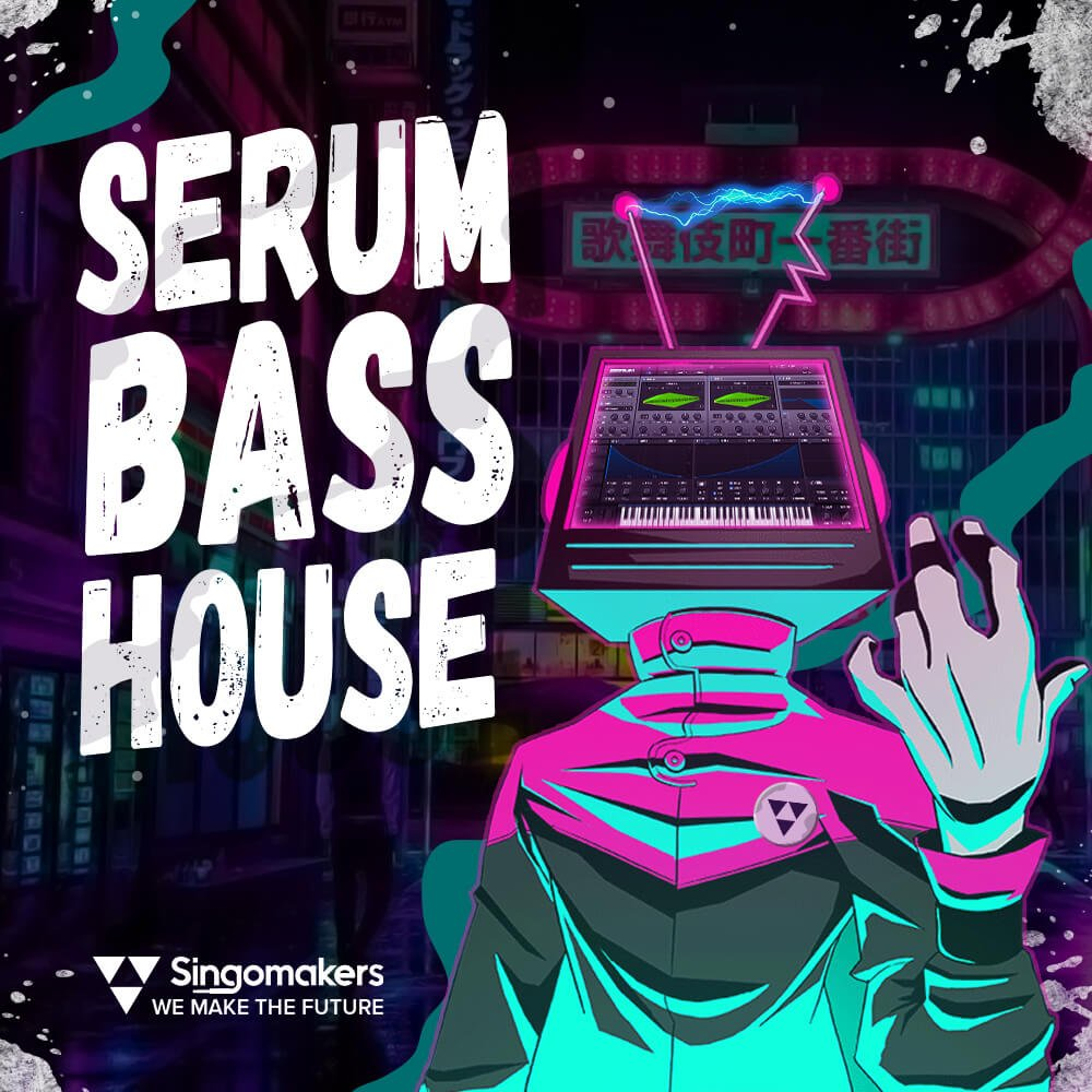 Singomakers launches Serum Bass House & Serum Rawstyle sound packs