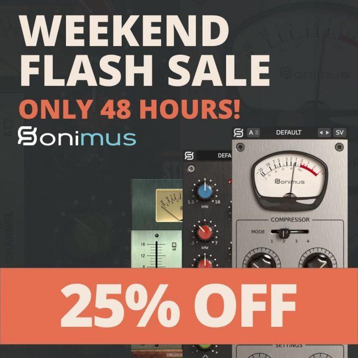 Sonimus Weekend Flash Sale