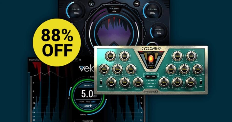 SoundSpot Mastering Bundle Sale