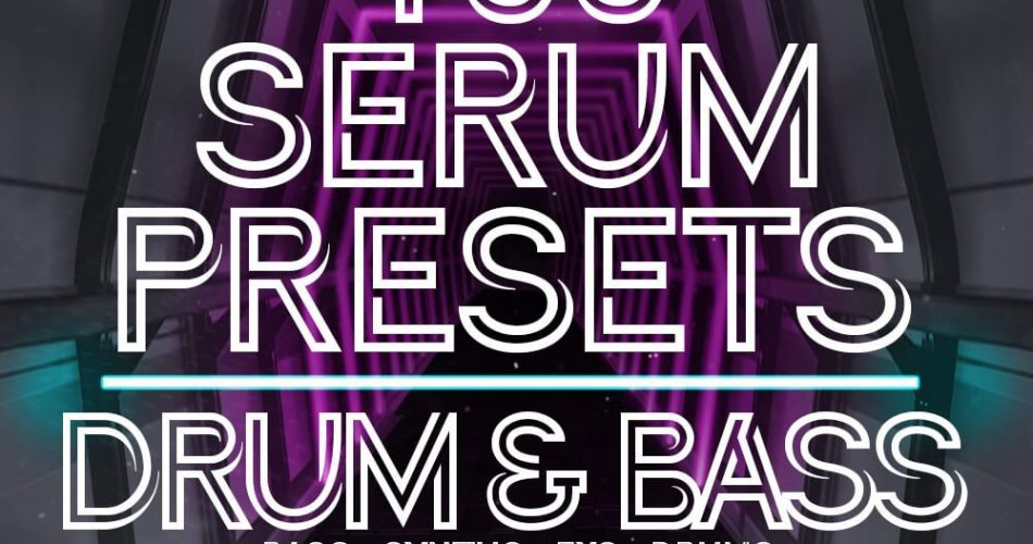 Thick Sounds 100 Serum Presets Drum and Bass