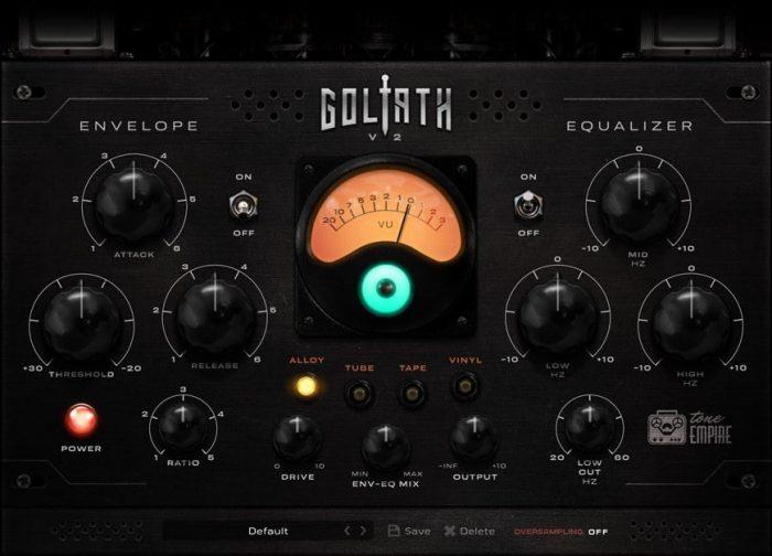 Tone Empire Goliath 2