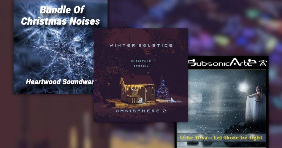 Triple Spiral Audio Winter Specials
