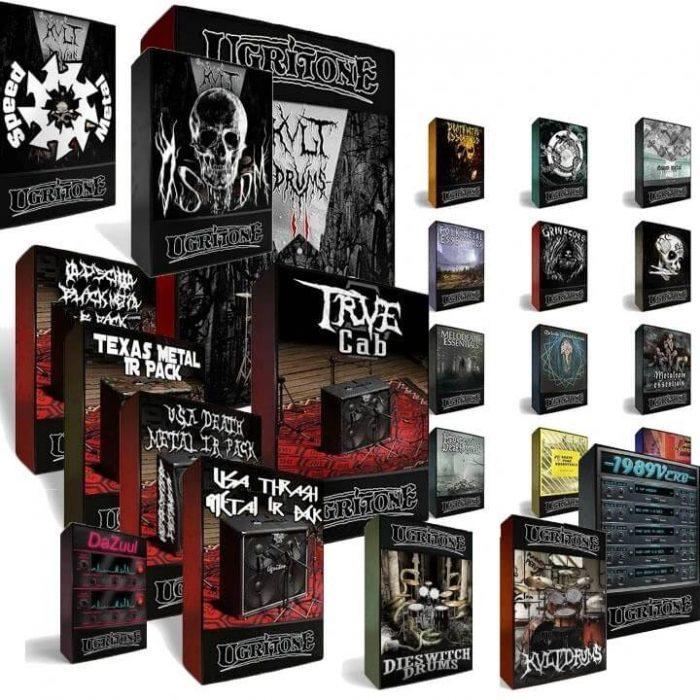 Ugrtione Heavy Metal Creator Bundle