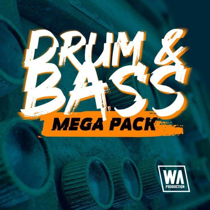WA Drum and Bass Mega Pack