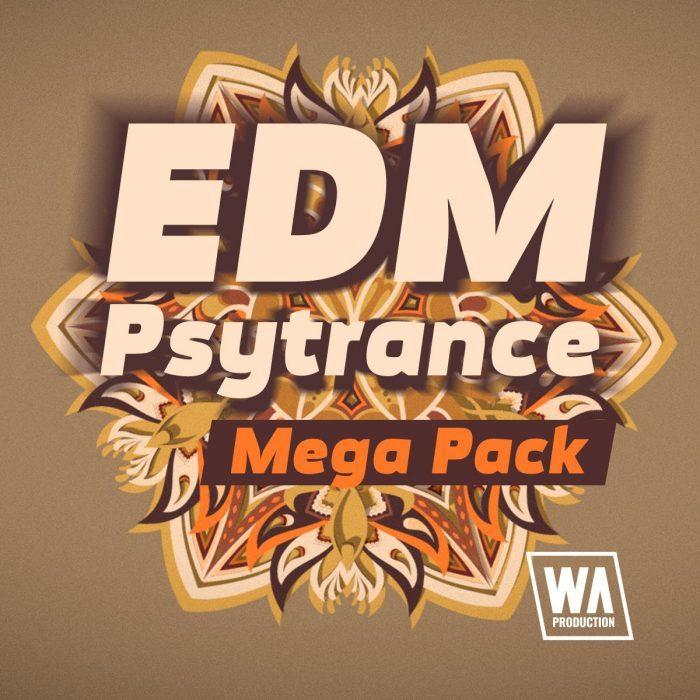 WA EDM Psytrance Mega Pack