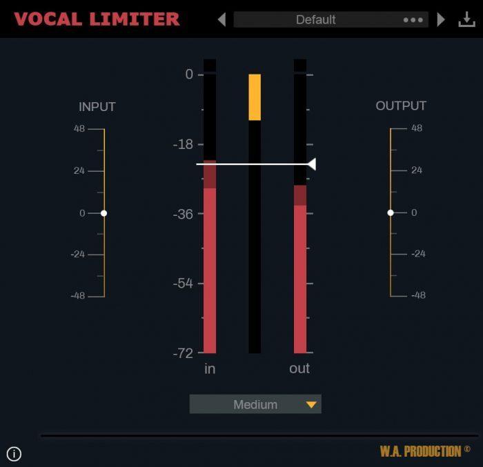 Vocal Limiter