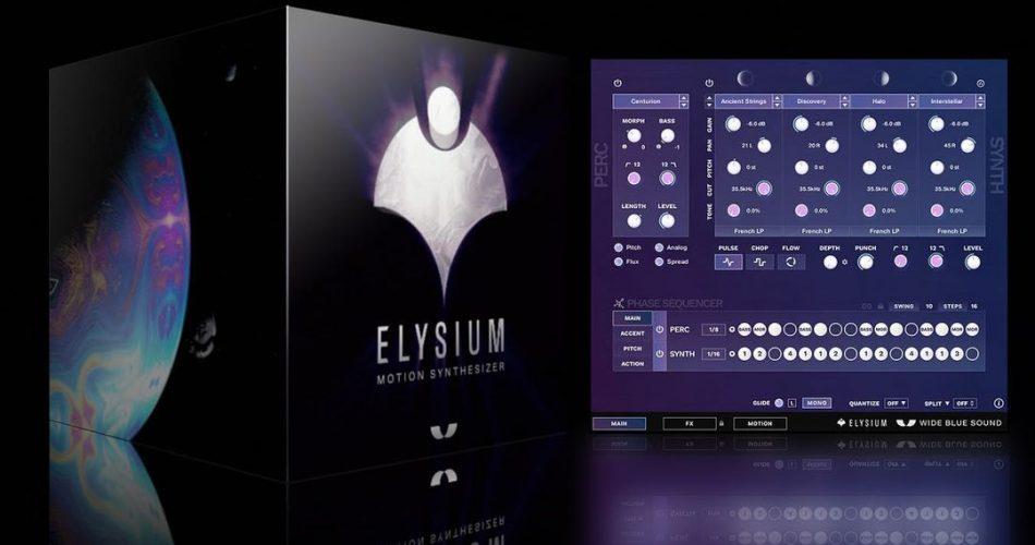 Wide Blue Sound Elysium feat