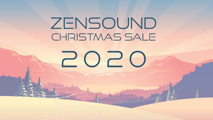 ZenSound Christmas Sale 2020