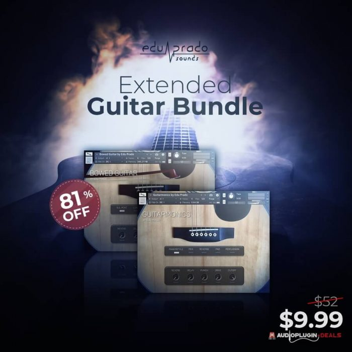 APD Extended Guitar Bundle