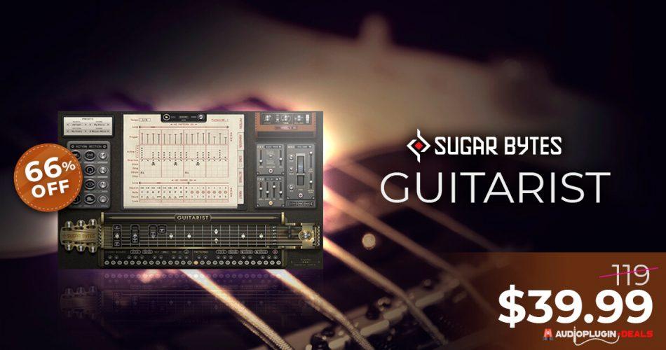 APD Sugar Bytes Guitarist