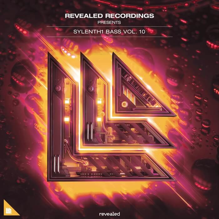 Alonso Revealed Sylenth1 Bass 10