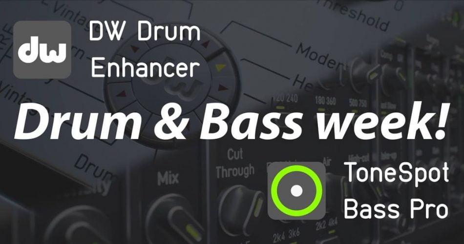 Audified Drum & Bass Week