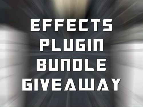 Audiority Effects Plugin Bundle Giveaway