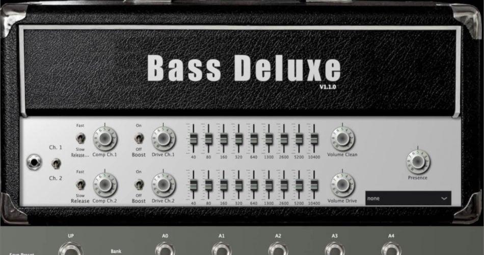 Bass Deluxe iOS